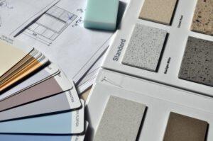 Kleur kiezen voor verven van een deur